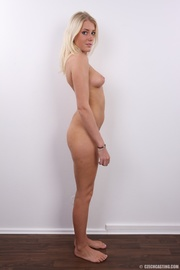 amazing blonde chick with