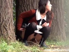 Hot dressed Asian chicks caught outdoors find - XXXonXXX - Pic 8