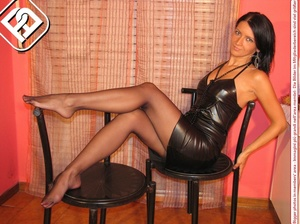 Select broads displaying their lovely feet and legs in various locations. - XXXonXXX - Pic 8