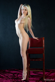 enchanting young lusty nude