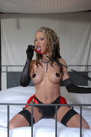 Erotic opera glove galleries, Sexy girls playing