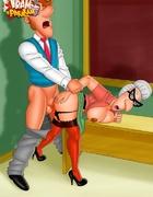 Arabic porn slut Jasmine mounting on Jafar's…