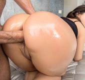 Hot MILFs enjoys dirty anal sex and interracial banging