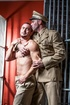 Prison guard breaks the rules with jailed stud…