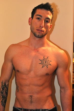 Muscular guys displays their perfectly b - XXX Dessert - Picture 5