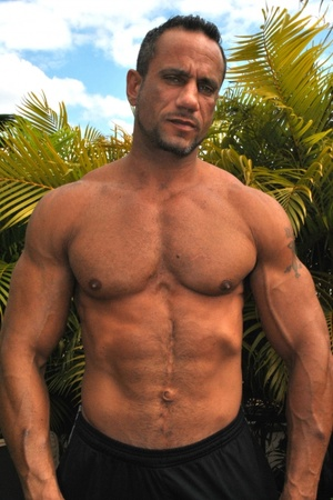 Muscular guys displays their perfectly b - XXX Dessert - Picture 6