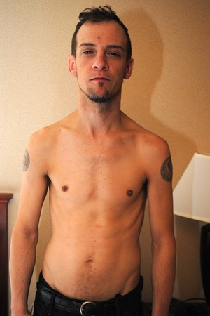 Hunk dudes shows their clean and tattooe - XXX Dessert - Picture 2