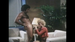 Early days pornstars getting fucked in reverse cowgirl and missionary positions by white dudes while others suck black dicks or getting their pussies licked by black dudes. - XXXonXXX - Pic 7