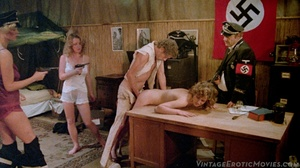 Hot chicks eating dicks and getting fucked in groupsex pictures of the early generations while some getting screwed in missionary positions. - XXXonXXX - Pic 8