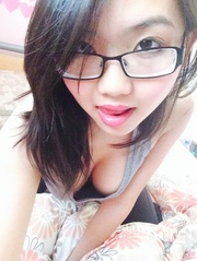 Cute asian with glasses porn are mistaken