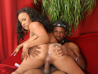 Black dolls love suck and ride black dongs - Picture 7