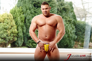 Only handsome sexy dude presenting their firm muscular bodies for your pleasure - XXXonXXX - Pic 6