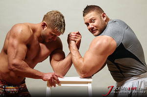 Only handsome sexy dude presenting their firm muscular bodies for your pleasure - XXXonXXX - Pic 8