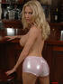 Cute ass bad blonde country girl in sexy short outfit just loves getting