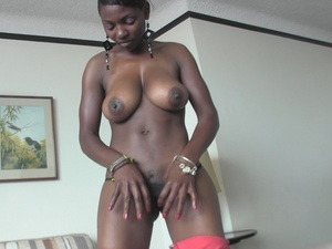 Gorgeous black hotties goes down then suck dicks and gets cumsprayed on their faces while others ride on a big dick or gets fucked in spooning position. - XXXonXXX - Pic 1
