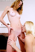 Sex toy delights for a pair lesbians in front of…