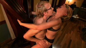 Pack of pervs have some kinky group sex  - XXX Dessert - Picture 9