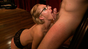 Pack of pervs have some kinky group sex  - XXX Dessert - Picture 11