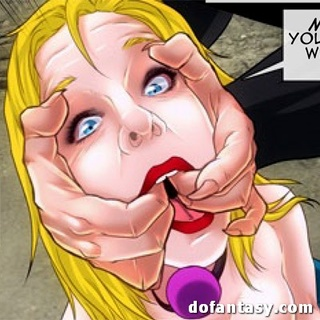 Blonde and red slave girls getting - BDSM Art Collection - Pic 2