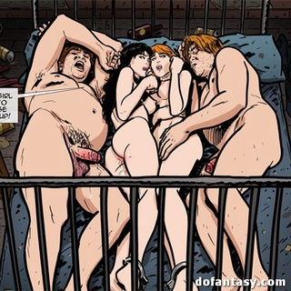 Filthy hardcore orgies with enslaved - BDSM Art Collection - Pic 1