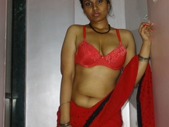 Stunning Indian chick displays her hot curves in - XXXonXXX - Pic 6