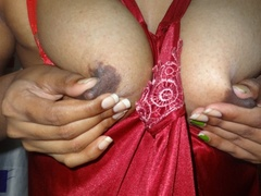 Luscious Indian babe expose her big breasts with - XXXonXXX - Pic 9