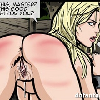 All slave girls get punished hard by - BDSM Art Collection - Pic 1