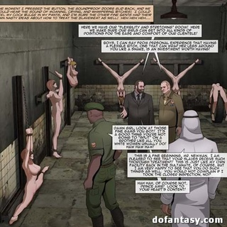 Wealthy man shows his friends the house - BDSM Art Collection - Pic 4
