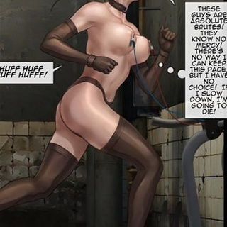 Busty babes get electrocuted if they - BDSM Art Collection - Pic 1