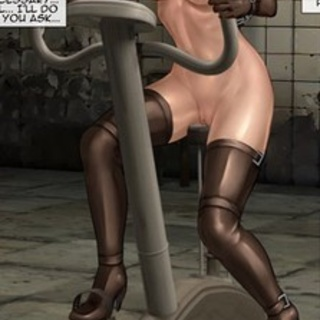 Busty babes get electrocuted if they - BDSM Art Collection - Pic 3