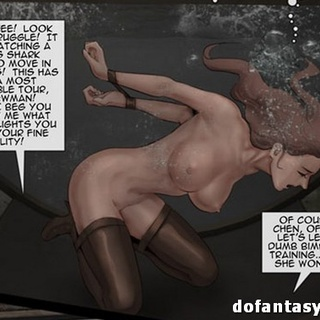 Demented men punish the women just to - BDSM Art Collection - Pic 4