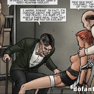 Horny pensioners fucking sexy bound - BDSM Art Collection - Pic 4