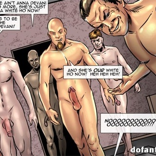 Submissive blondie in bondage poked - BDSM Art Collection - Pic 4