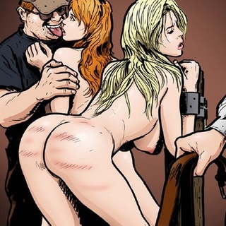 Hot Ass Cartoon Porn Babes Get Hardcore Bdsm Art Collection Pic 1