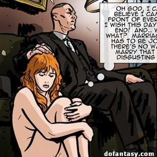 Naughty ginger gets a good spanking by - BDSM Art Collection - Pic 4