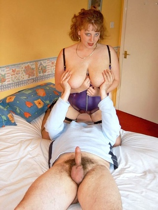 Coax wife anal sex
