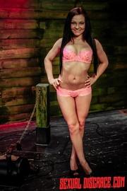 naked female body looks