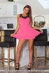 Divine fledgling takes off her pink dress and…