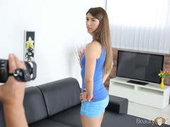 Horny dude shooting on cam nasty teen undressing - XXXonXXX - Pic 1