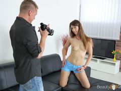 Horny dude shooting on cam nasty teen undressing - XXXonXXX - Pic 4