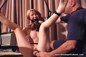 Ginger chick needs money and agrees for  - XXX Dessert - Picture 10