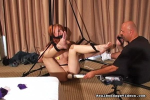 Ginger chick needs money and agrees for  - XXX Dessert - Picture 11