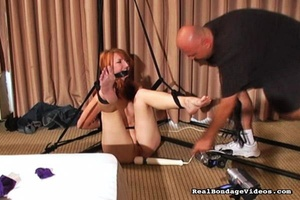 Ginger chick needs money and agrees for  - XXX Dessert - Picture 12