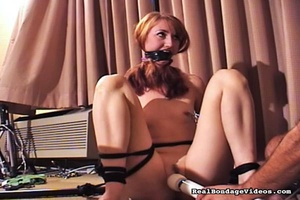 Ginger chick needs money and agrees for  - XXX Dessert - Picture 14