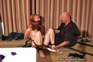 Ginger chick needs money and agrees for  - XXX Dessert - Picture 16
