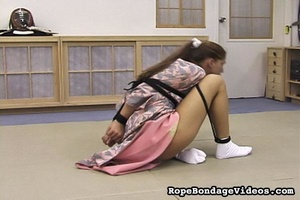 Teenage slutty gal in sexy socks gets ti - XXX Dessert - Picture 7