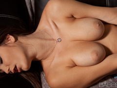 Hot brunette lady with big boobs gets screwed well - XXXonXXX - Pic 11