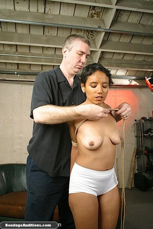 She just loves to feel the pain on her t - XXX Dessert - Picture 2
