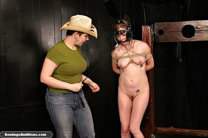 Young chick gets used and abused by her  - XXX Dessert - Picture 5