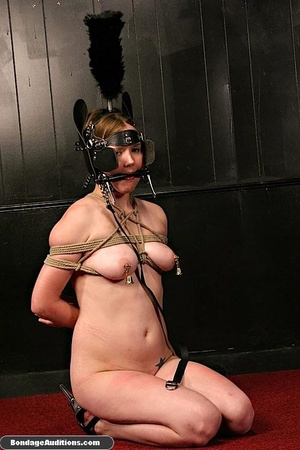 Young chick gets used and abused by her  - XXX Dessert - Picture 11